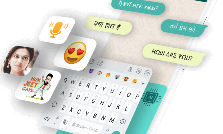 How to Use Bobble Stickers with WhatsApp