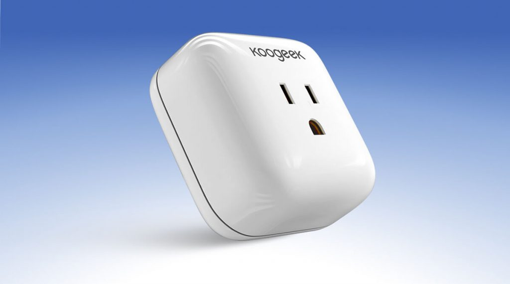 HomeKit Koogeek P1 Smart Plug
