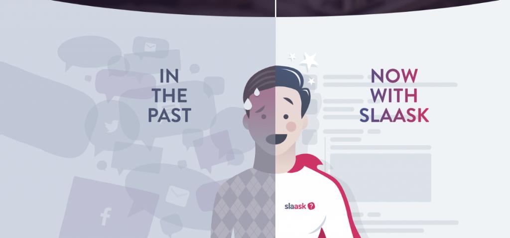 Slaask A Customer Contact Widget for Slack