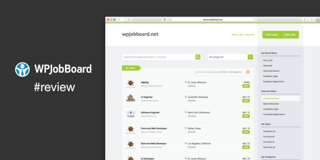 WPJobBoard Review